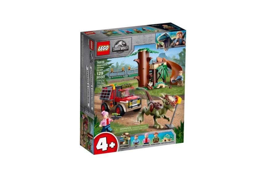 Fall 2021 Jurassic World Stygimoloch Dinosaur Escape