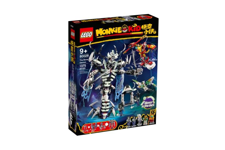Summer 2021 Monkie Kid Bone Demon