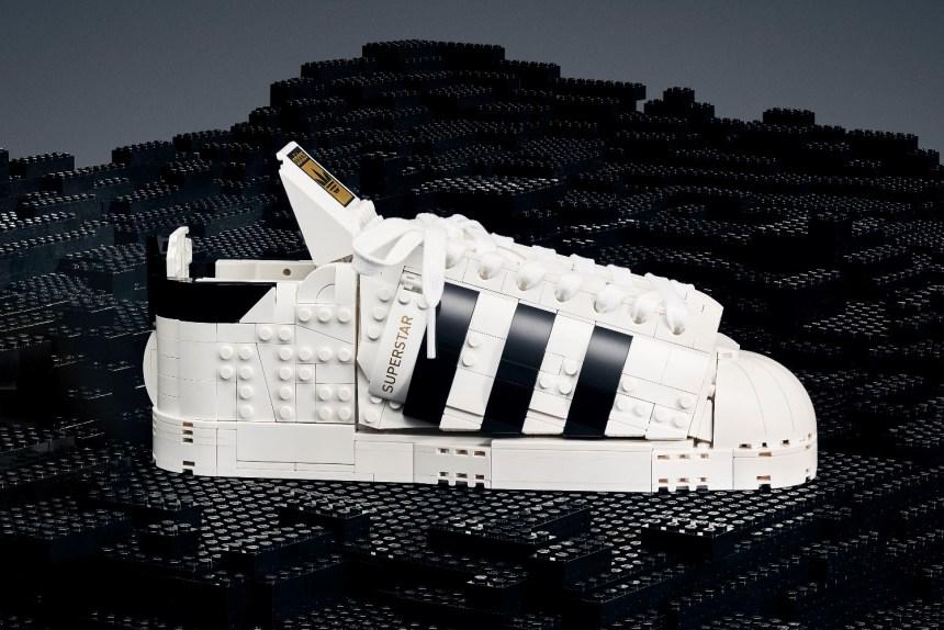 LEGO® Adidas Originals Superstar