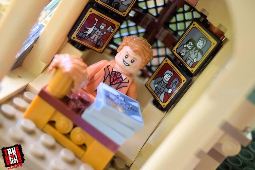 Hogwarts Chamber of Secrets - Lockheart's office.
