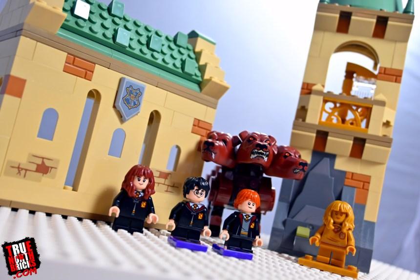 Hogwarts Fluffy Encounter (76387)