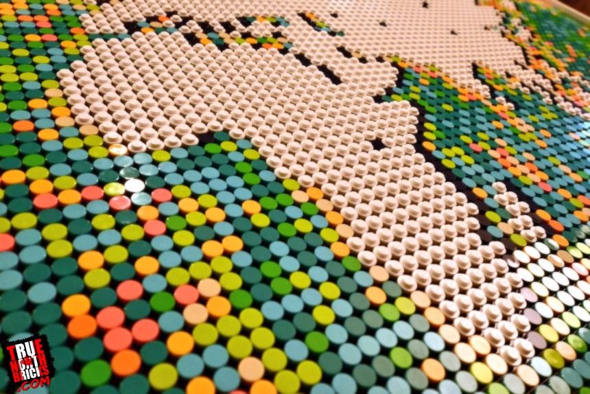 LEGO Art World Map (31203) Africa