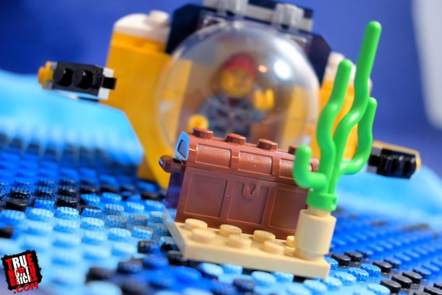 Ocean Mini Submarine (60263)