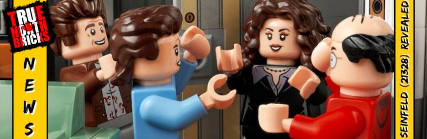 LEGO® Ideas Seinfeld Set