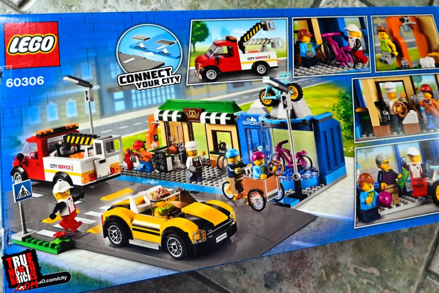 Shopping Street (60306) box art