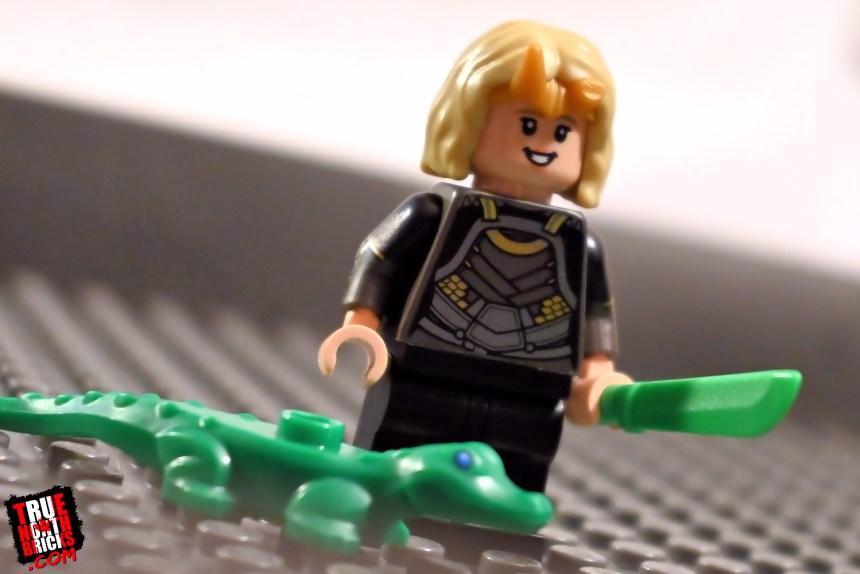 Marvel Studios Minifigures Feel Guide: Sylvie