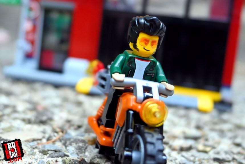 Tuning Workshop (60258) motorcycle.