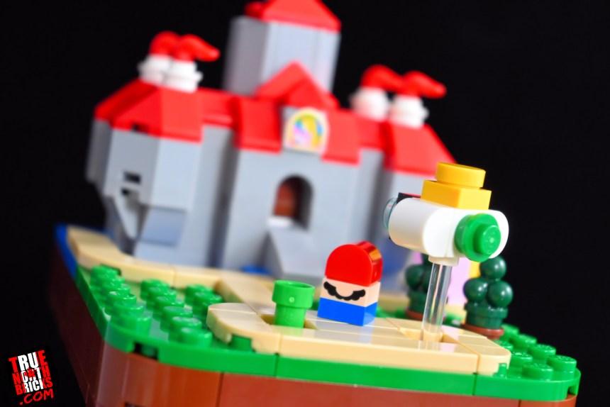 """Super Mario 64 """"?"""" Block Peach's Castle"""