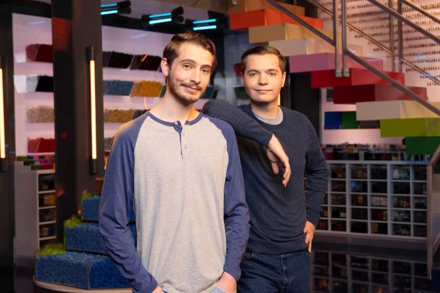 Mark and Steven