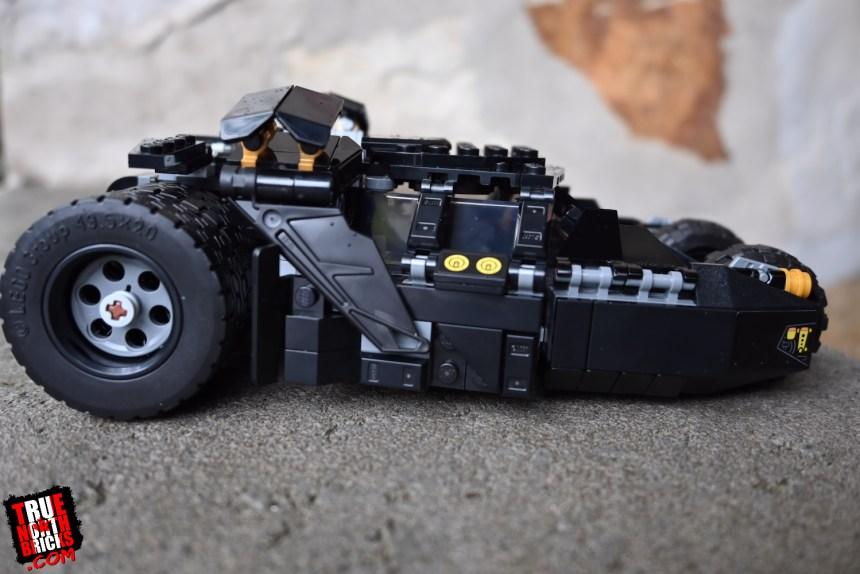 Batmobile Tumbler: Scarecrow Showdown