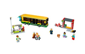 Bus Station [60154], $59.99