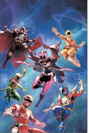 Mighty Morphin Power Rangers 31
