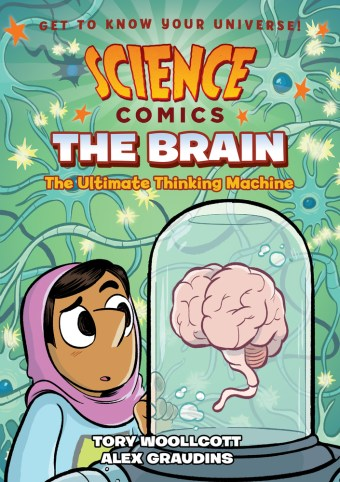 Science Comics The Brain