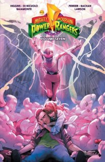 Mighty Morphin Power Rangers Vol 7 tp
