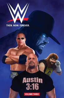 WWE Then Now Forever vol 3 tp