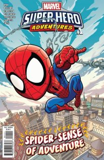 marvel super heroes adventures 1