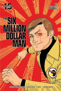the six million dollar man 2 gorham