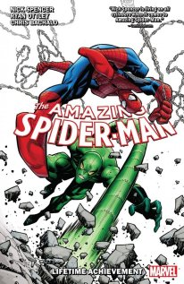 The Amazing Spider-Man Vol. 3 Lifetime Achievement