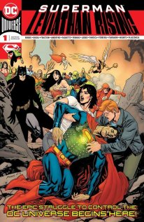 Superman leviathan rising special 1