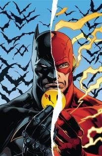Batman The Flash The Button TP