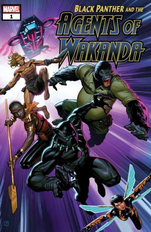black panther and the agends of wakanda 1