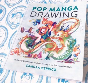 Pop Manga Drawing cover