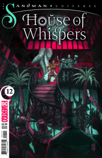 House of Whispers 12