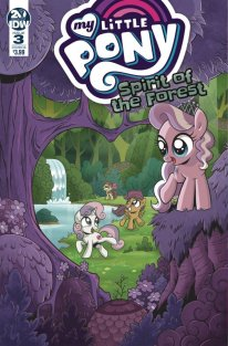 My Little Pony Spirit of the Forest 3