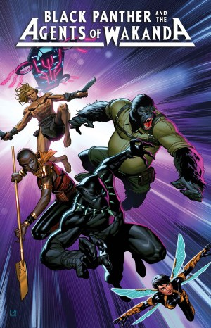 Black Panther and the Agents of Wakanda 1