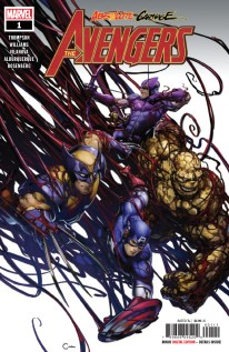 Absolute Carnage Avengers 1