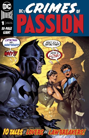 DC Crimes of Passion 1
