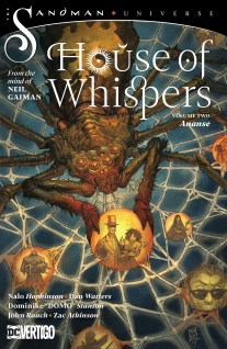 House of Whispers TP Vol 2 Ananse