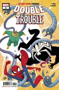 Spider-Man and Venom Double Trouble 4
