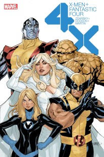 X-Men Fantastic Four 4