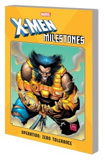 X-Men Milestones - Operation Zero Tolerance TP
