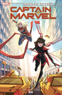Marvel Action Captain Marvel 4
