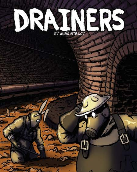 Drainers eBook Cover