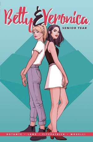 betty and veronica senior year