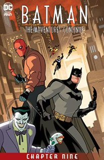 Batman The Adventures Continue 9