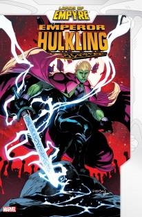Lords of Empyre Emperor Hulkling 1