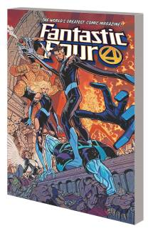 Fantastic Four - Point of Origin TP Vol 5