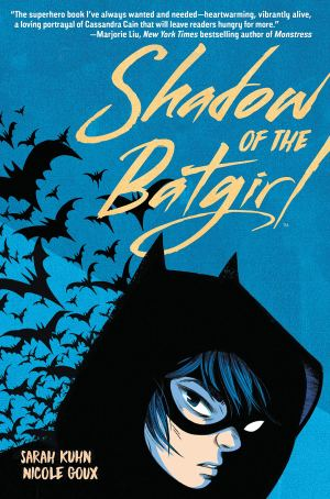 shadow of the batgirl cover