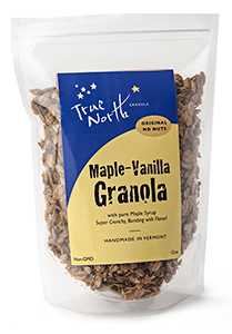 Vermont Maple Vanilla Granola