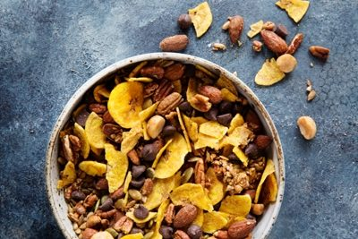 Sweet and Savory Trail Mix