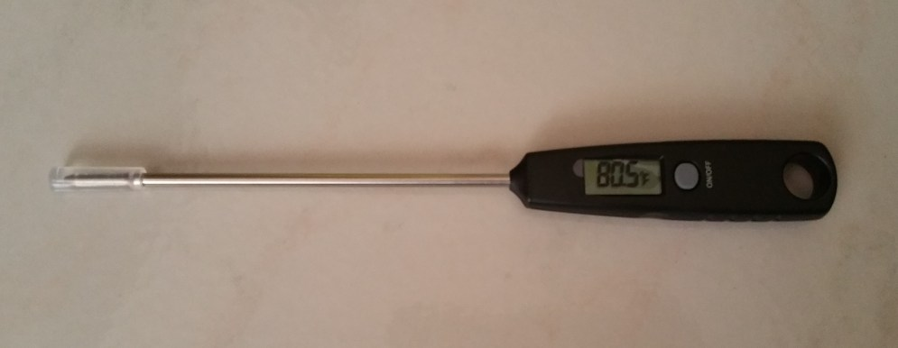 Thermometer Open