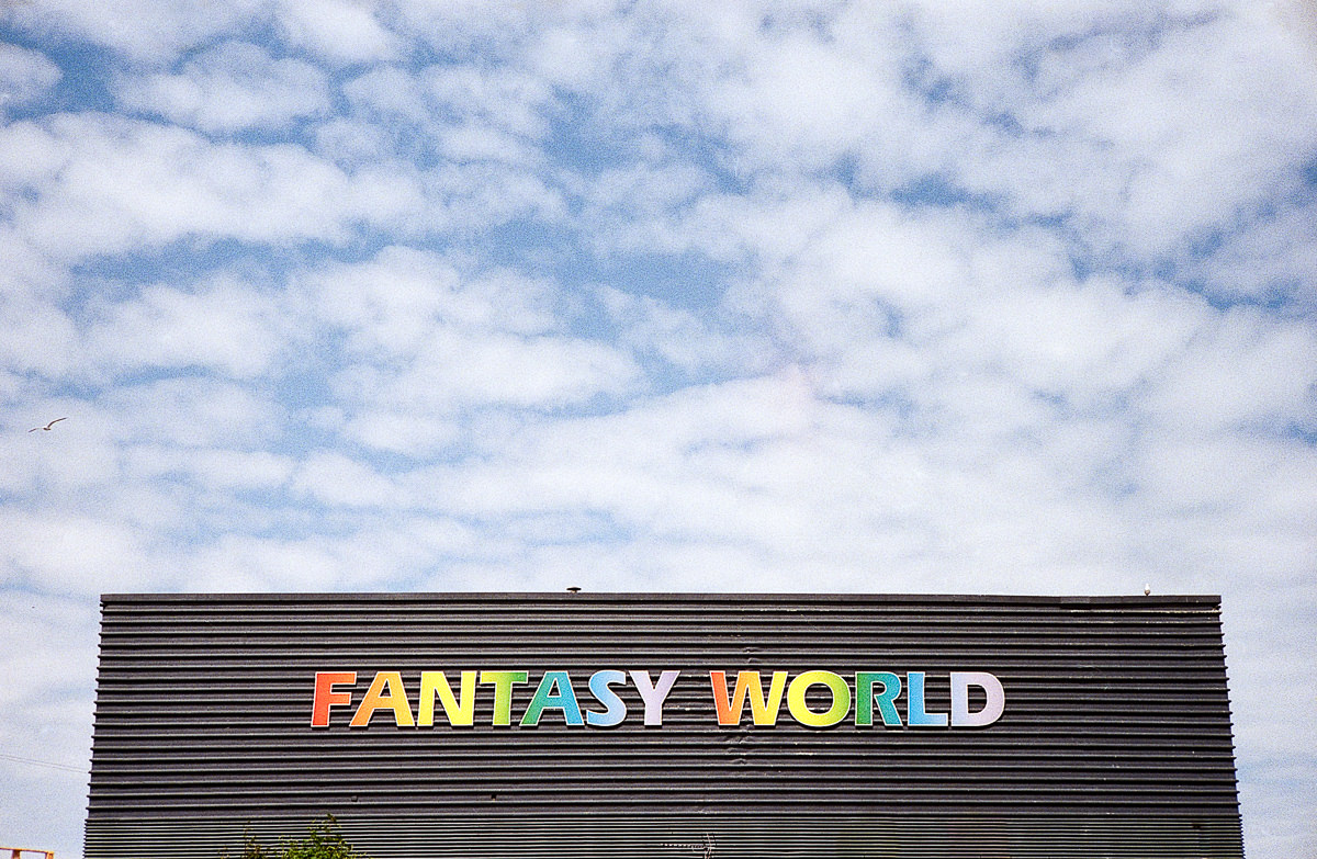 Fantasy World - documentary photographer