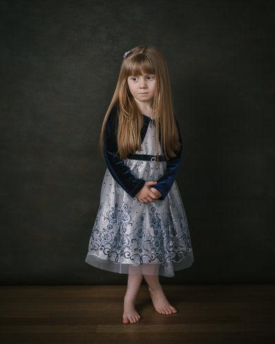 Leeds childrens Portraits