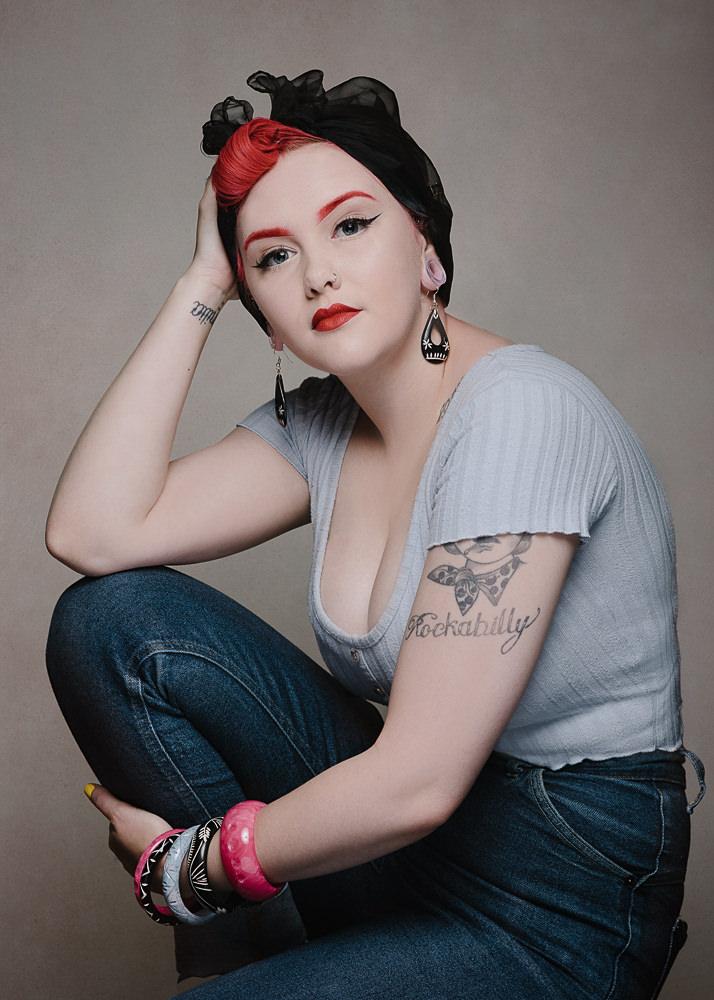 Leeds portrait Photographer - Harley
