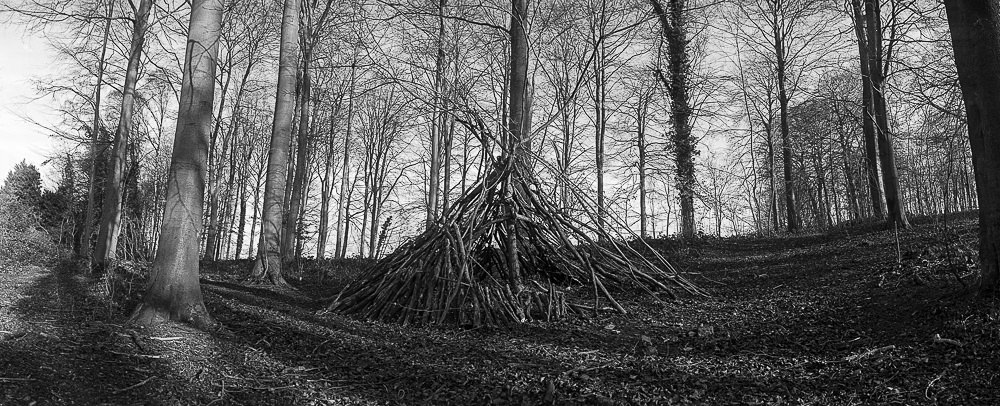 Widelux Test wooden shelter