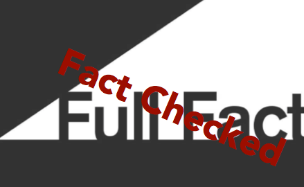 Are Full Fact really independent when it comes to the EU referendum